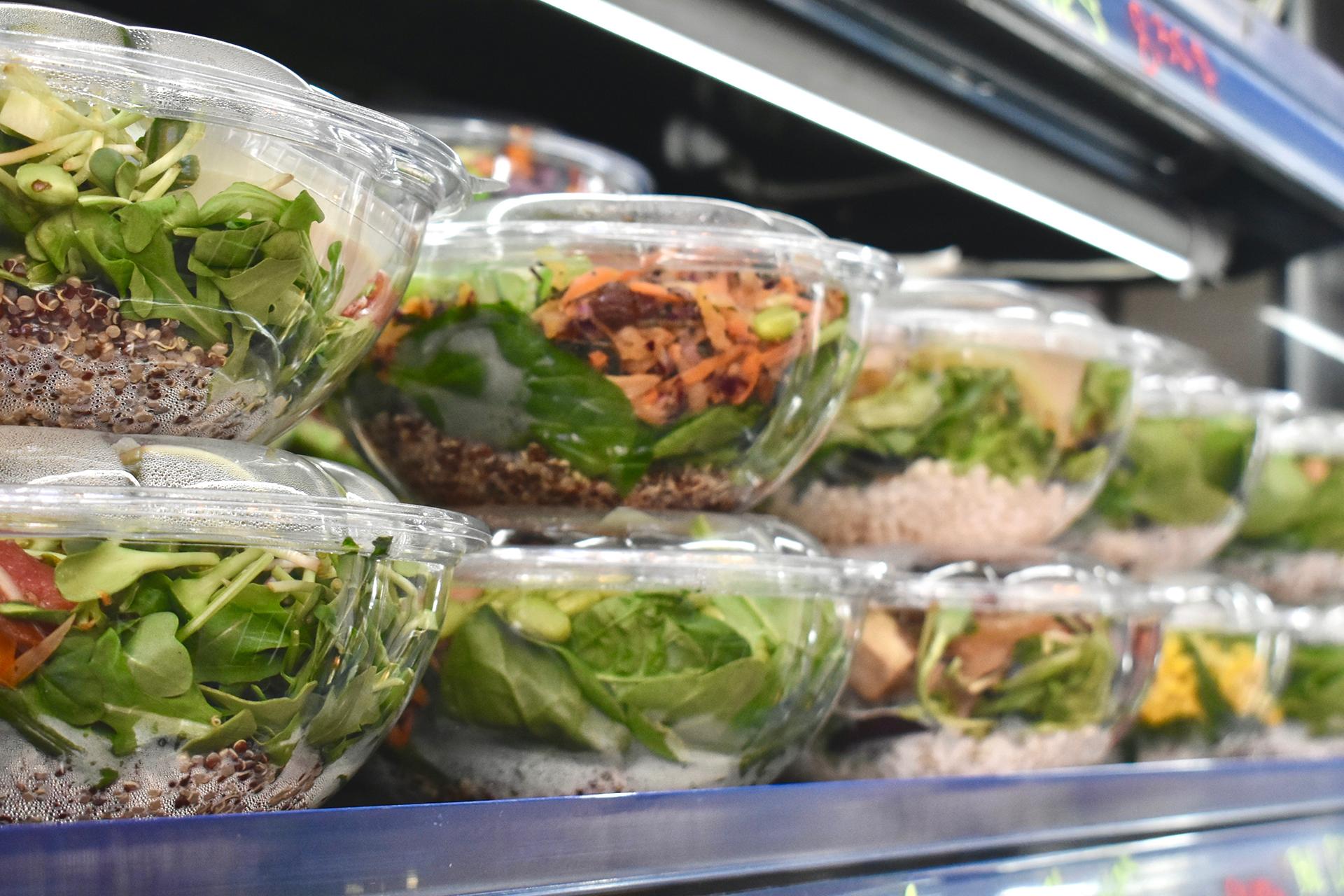 comptoir gourmand salade